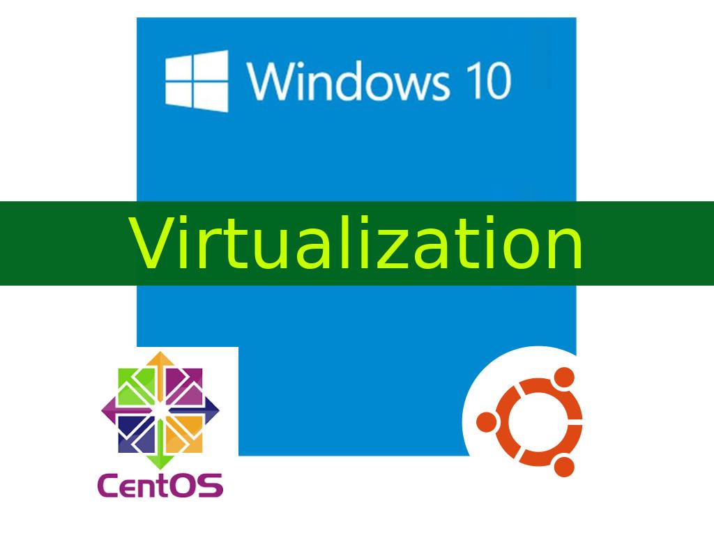 Belajar Linux menggunakan virtualization
