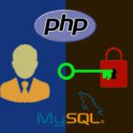 Belajar buat user login level asas dalam PHP-MySQL