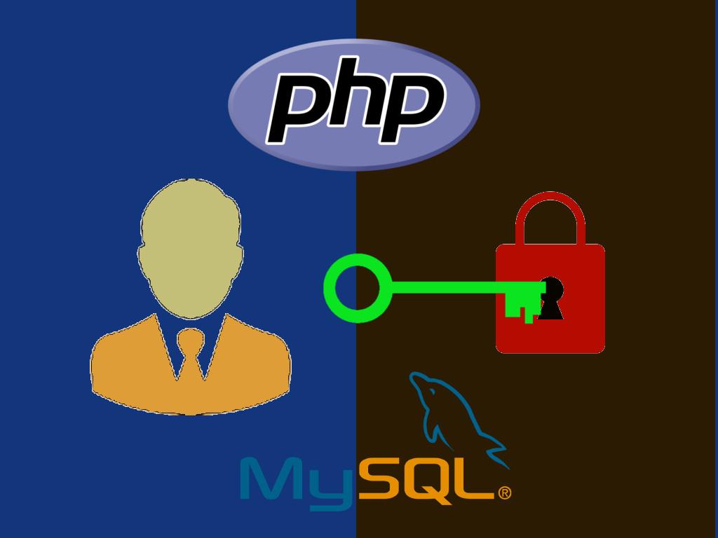 Belajar buat user login (asas) dalam PHP-MySQL
